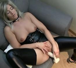 overknees dicke beine porno film latex