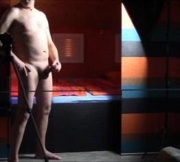 camsex spontaner blowjob